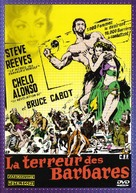Il terrore dei barbari - French Movie Cover (xs thumbnail)