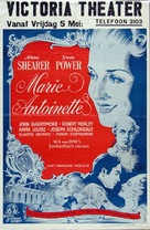 Marie Antoinette - Dutch Movie Poster (xs thumbnail)