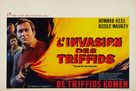 The Day of the Triffids - Belgian Movie Poster (xs thumbnail)