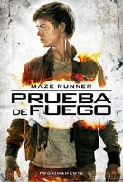 Maze Runner: The Scorch Trials - Mexican Movie Poster (xs thumbnail)