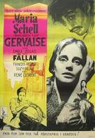 Gervaise - Swedish Movie Poster (xs thumbnail)