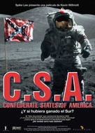 CSA: Confederate States of America - Spanish poster (xs thumbnail)