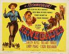 Renegades - Movie Poster (xs thumbnail)