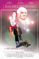 Un homme et son chien - French Movie Poster (xs thumbnail)
