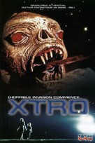 Xtro - French DVD cover (xs thumbnail)