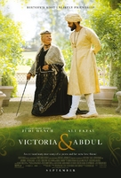 Victoria and Abdul - Movie Poster (xs thumbnail)
