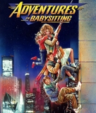 Adventures in Babysitting - Blu-Ray movie cover (xs thumbnail)