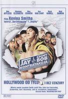 Jay And Silent Bob Strike Back - Polish Movie Cover (xs thumbnail)
