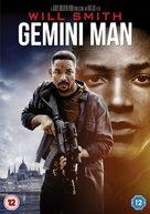 Gemini Man - British DVD movie cover (xs thumbnail)