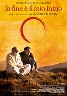 Das Ende ist mein Anfang - Italian Movie Poster (xs thumbnail)