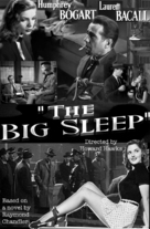 The Big Sleep - Movie Cover (xs thumbnail)
