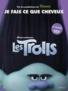 Trolls - French Movie Poster (xs thumbnail)