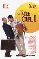 The Odd Couple II - Movie Poster (xs thumbnail)