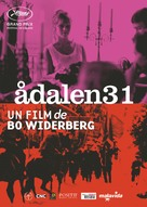 Ådalen '31 - French Movie Poster (xs thumbnail)