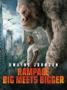 Rampage - Movie Cover (xs thumbnail)
