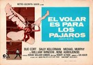 Brewster McCloud - Spanish Movie Poster (xs thumbnail)