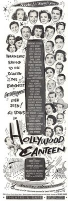 Hollywood Canteen - poster (xs thumbnail)