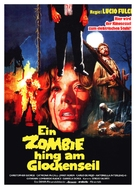 Paura nella città dei morti viventi - German Movie Poster (xs thumbnail)