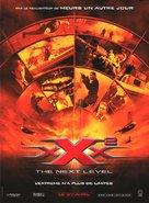 XXX 2 - French Movie Poster (xs thumbnail)