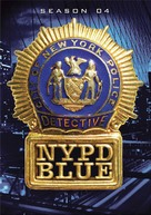 """NYPD Blue"" - DVD cover (xs thumbnail)"