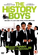 The History Boys - British DVD movie cover (xs thumbnail)