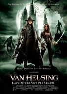 Van Helsing - Italian Movie Poster (xs thumbnail)