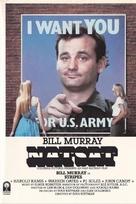 Stripes - Finnish VHS movie cover (xs thumbnail)