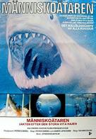 Blue Water, White Death - Swedish Movie Poster (xs thumbnail)