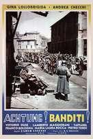 Achtung! Banditi! - Italian poster (xs thumbnail)