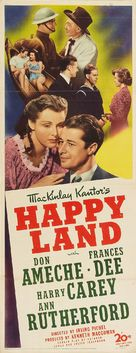 Happy Land - Movie Poster (xs thumbnail)