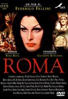 Roma - Italian DVD cover (xs thumbnail)