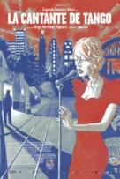 La cantante de tango - Belgian Movie Poster (xs thumbnail)