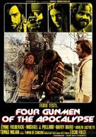 Quattro dell'apocalisse, I - poster (xs thumbnail)