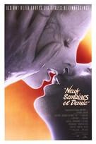 Nine 1/2 Weeks - French Theatrical poster (xs thumbnail)
