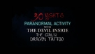 30 Nights of Paranormal Activity with the Devil Inside the Girl with the Dragon Tattoo - Logo (xs thumbnail)