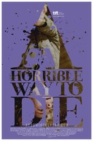 A Horrible Way to Die - Teaser movie poster (xs thumbnail)