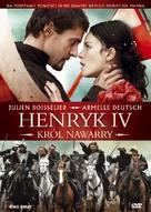Henri 4 - Polish DVD cover (xs thumbnail)