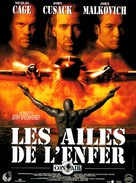 Con Air - French Movie Poster (xs thumbnail)