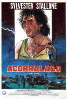 First Blood - Spanish Movie Poster (xs thumbnail)