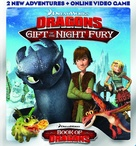 Dragons: Gift of the Night Fury - Blu-Ray movie cover (xs thumbnail)