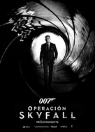 Skyfall - Spanish Movie Poster (xs thumbnail)