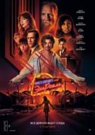 Bad Times at the El Royale - Russian Movie Poster (xs thumbnail)