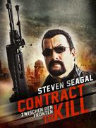Contract to Kill - German Movie Cover (xs thumbnail)