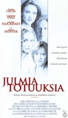 Things You Can Tell Just By Looking At Her - Finnish VHS cover (xs thumbnail)