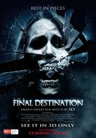 The Final Destination - Australian Movie Poster (xs thumbnail)
