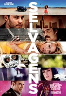 Savages - Portuguese Movie Poster (xs thumbnail)
