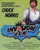 Invasion U.S.A. - Movie Poster (xs thumbnail)