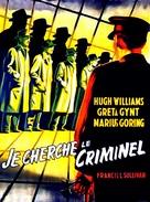 Take My Life - French Movie Poster (xs thumbnail)
