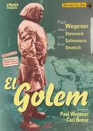 Der Golem, wie er in die Welt kam - Spanish Movie Cover (xs thumbnail)