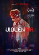 Violentia - Canadian Movie Poster (xs thumbnail)